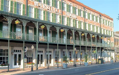 the marshall house savannah georgia united states meeting and event space at the marshall house