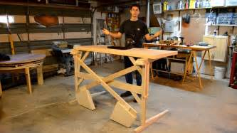 Diy Sit Stand Desk This Clever Diy Convertible Standing Desk Costs Just 29 To Make Business Insider