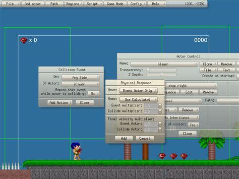game editor documentation ubuntu francophone