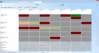 web based solutions web based rota staff scheduling and