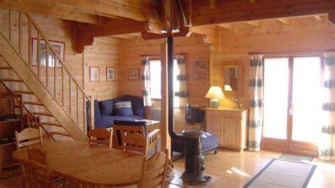 location chambre d 騁udiant jean d aulps location chalet en bois 4 chambres 8