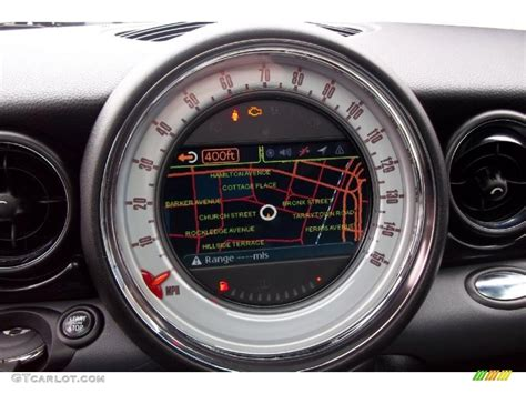 Mini Cooper Navigation by 2008 Mini Cooper S Hardtop Navigation Photo 48407560