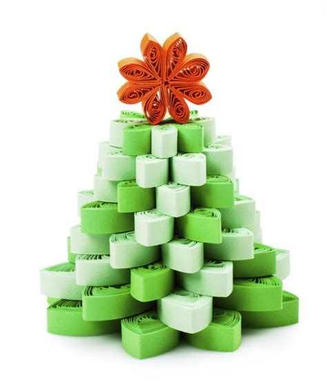 arbol de navidad manualidades tips creatividad papel