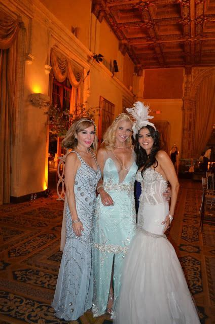 real of miami de moura wedding at 1920s themed wedding reception rhom