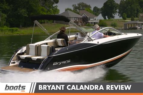 bryant boats wood free bryant calandra video boat review boats