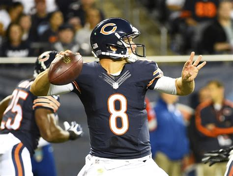 bears bench jay cutler breaking news bears bench jay cutler for jimmy clausen