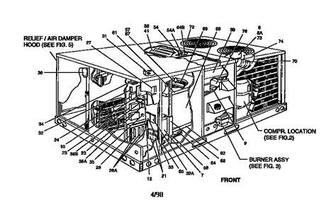 york furnace parts diagram york furnace parts diagram 28 images york gas furnace