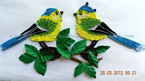 paper quilling birds tutorial a journey into quilling paper crafting quilled picture