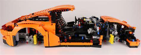 Aufkleber 3b Lego Porsche by Lego Technic Porsche 911 Gt3 Rs 42056 Im Review Gro 223 Artig