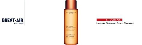 Clarins Liquid Bronze Self by Self Clarins Liquid Bronze Self Tanning
