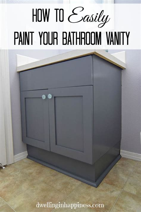 Best Primer For Bathroom by Best 20 Painting Bathroom Vanities Ideas On