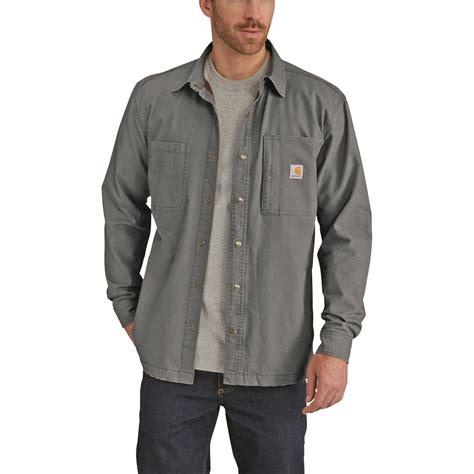 carhartt rugged flex rigby carhartt s rugged flex rigby shirt jac 700857