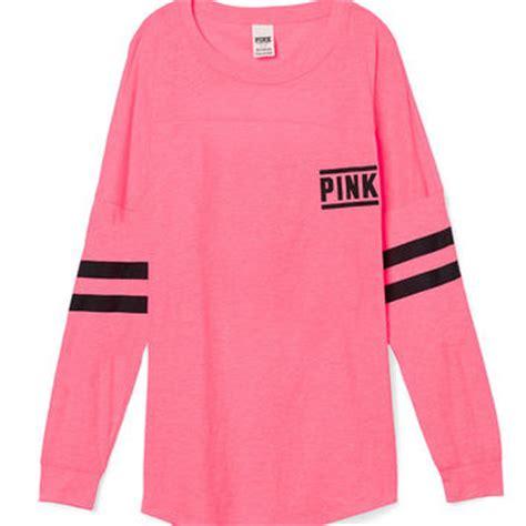 The Vs Varsity T Shirt varsity shirts pink is shirt