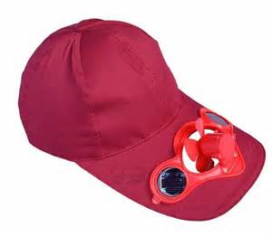 fan hat for baseball golf and sports clever