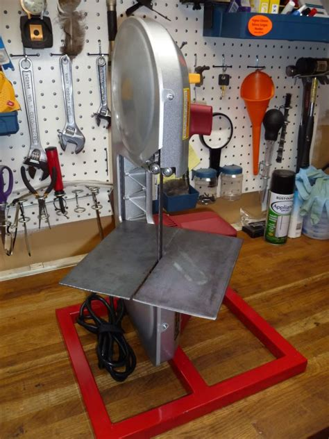 portable band saw table portable band saw stand update 1 7 12 ar15 com archive