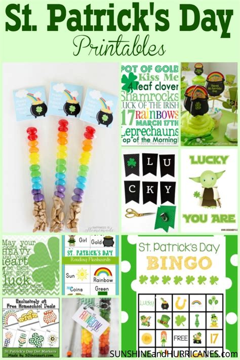 st s day printables