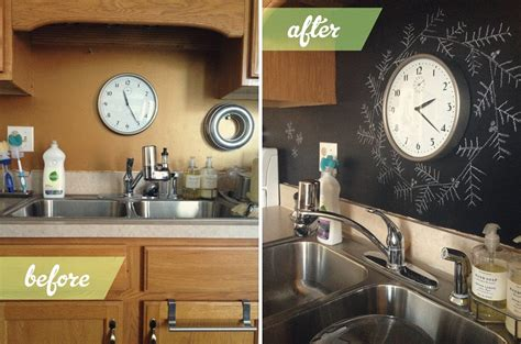 Chalkboard Kitchen Backsplash Charm Chalkboard Paint Kitchen Backsplash Railing Stairs And Kitchen Design