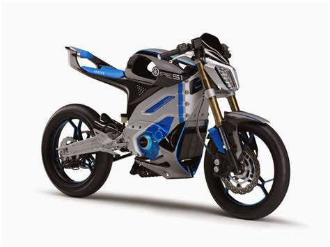 electric motorcycle yamaha electric bike concept pes1 wallpapers