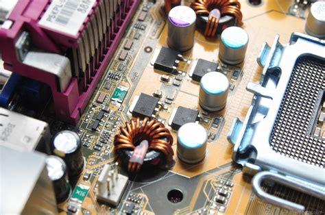 capacitors motherboard motherboard capacitors free image on 4 free photos