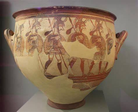Mycenaean Warrior Vase by Ap History Study Guide 2013 14 Embler Instructor
