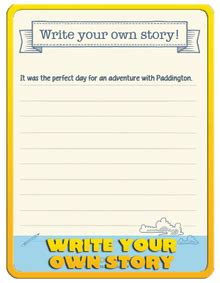your story how to write and publish your book books free paddington printables and activities skgaleana