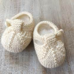 baby bootie knitting patterns 40 baby booties knitting pattern by florence merlin