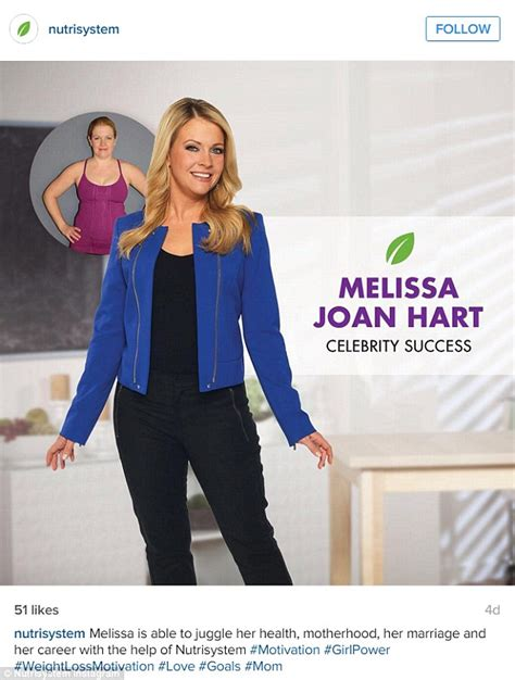 Melissa Joan Hart Shows Off 40lb Weight Loss In Red One
