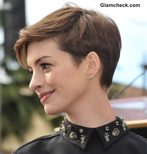 how to do a pixie hairstyles short pixie hairstyles anne hathaway pixie hairstyles