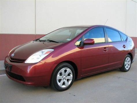 repair anti lock braking 2004 toyota prius interior lighting find used 2004 toyota prius hybrid clean carfax only 87k serviced very clean in fort worth