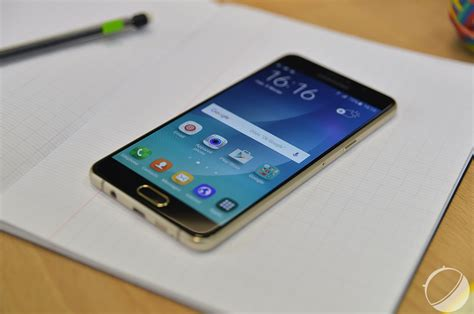 galaxy samsung test du samsung galaxy a5 2016