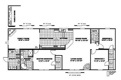 manufactured home floor plan 2006 clayton cumberland manufactured home floor plan 2007 clayton cumberland