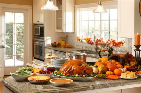 The Kitchen Turkey by How To Organize Your Kitchen For Thanksgiving Homeyou