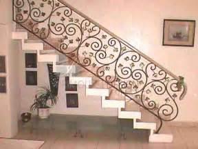 Rambarde Escalier Fer Forge