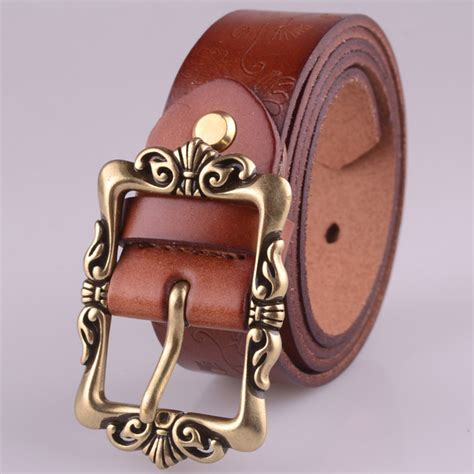 2015 genuine leather belt for new fashion cowhide