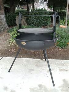 California Firepit California Firepit The Sequoia Grill Cing And Outdoor Pit Grill