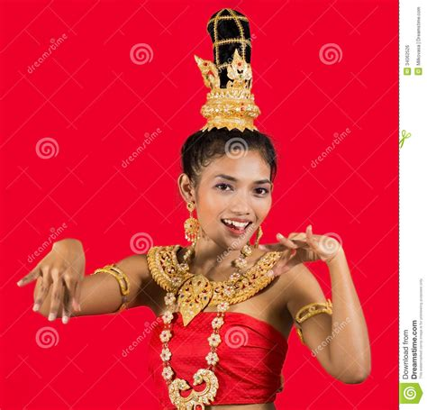 thailand new year background royalty thai dancer royalty free stock image image 34062526