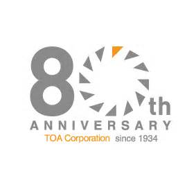 business anniversary logos toa canada toa to celebrate 80th corporate anniversary