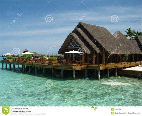 homes for on the sonhando a casa de praia em maldives fotografia de stock