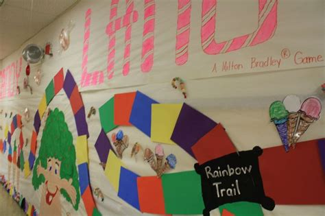Candyland Classroom Decorations by Candyland Themed Classroom Candyland Work