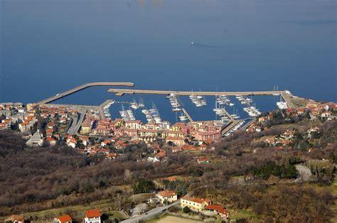 porto san muggia porto san marina in muggia trieste italy marina