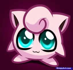 how to draw chibi jigglypuff jigglypuff step by step