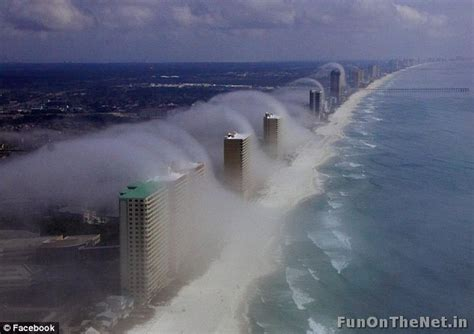 florida cool incredible air tsunami in florida