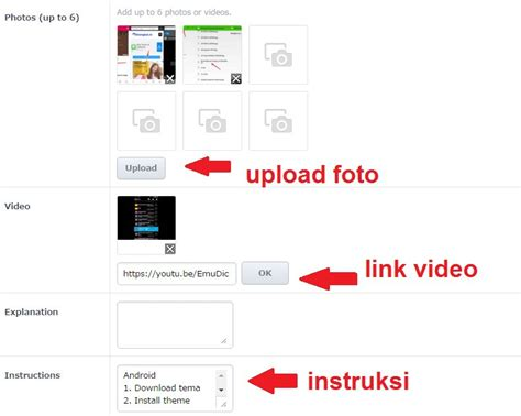 membuat link line cara membuat coupons promotions message di line