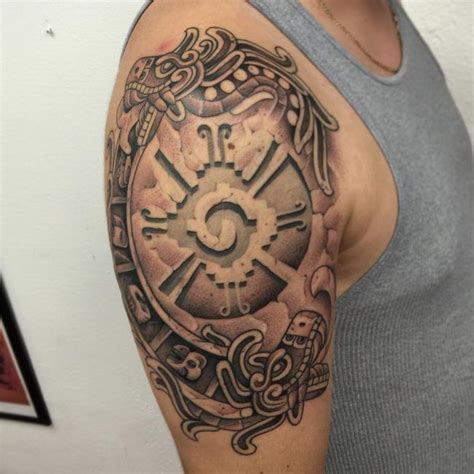 mayan tattoo design tatuajes mayas tatoo and tatoos
