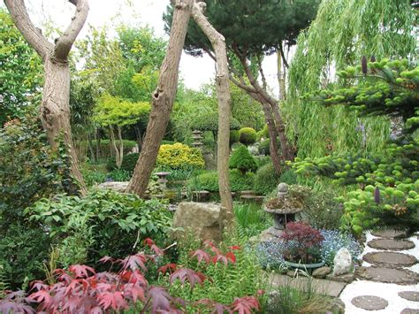 Japanese Garden Design by Lawn Amp Garden Japanese Garden Designs For Small Spaces