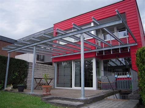 terrassenüberdachung stahl fantastisch terrassen 252 berdachung glas stahl design ideen