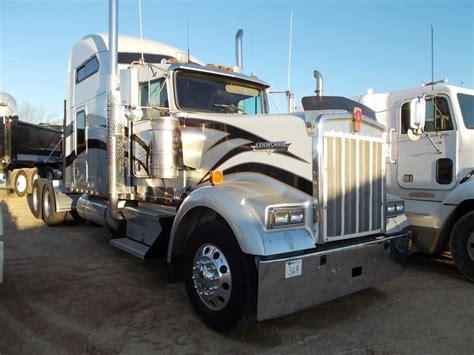 kenworth t series 2000 kenworth w900b t a truck tractor s n