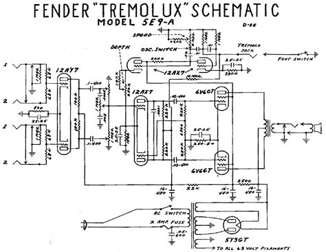 fender guitar circuit diagram efcaviation