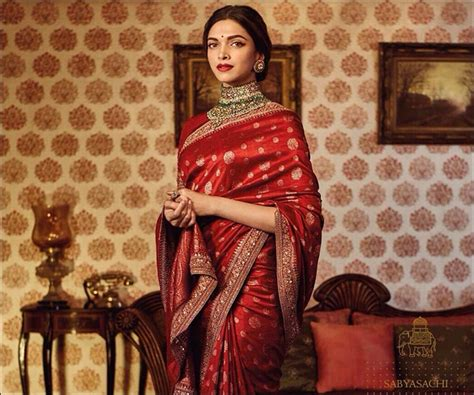 Modern Art Home Decor 9 Ravishing Celeb Approved Red Bridal Saree Options To