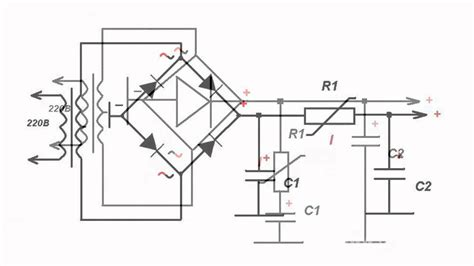 simple diode circuits simple diode protection circuits in rectifiers